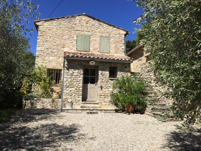 Photo for Charming house in Buis-les-Baronnies in Drôme Provençale
