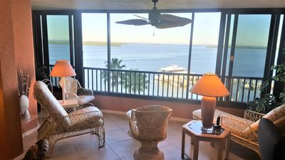 Photo for Punta Rassa Condo - Outstanding Waterfront View of Sanibel Island!!