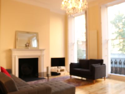 Photo for Luxury One Bedroom Apartment Moments from Hyde Park