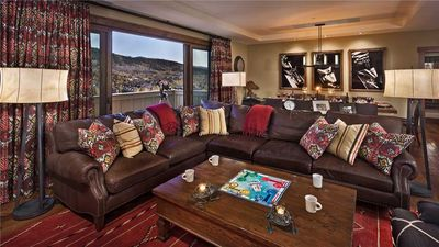 "Photo for One Steamboat Place: ""Sugar Loaf"" #703 - Ski-in/Ski-out Luxury Condo"