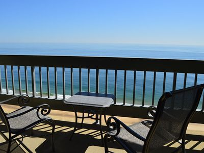 Photo for Sunrises & Sunsets! Oceanfront Condo w/ Indoor Pool & Gr8 Views - 99th St.