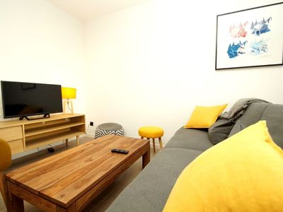 Photo for 3 room apartment cabin 8 people 78m²