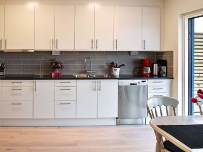 Photo for House in the center of Hunnebostrand with Parking, Internet, Washing machine, Garden (675457)
