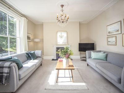 Photo for CITY VIEW - BATH -  a 2 bed apartment that sleeps 4 guests  in 2 bedrooms