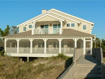 Photo for Looper's Landing: 6 BR / 6.5 BA house in Pawleys Island, Sleeps 16