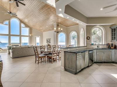 Photo for 6 bdrm Oceanfront Beach House w/ Pool & Hot Tub! By Luxury Beach Rentals