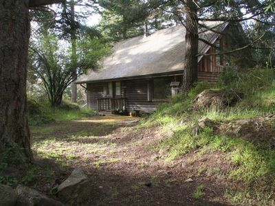 Photo for Secluded Orcas Island Cabin