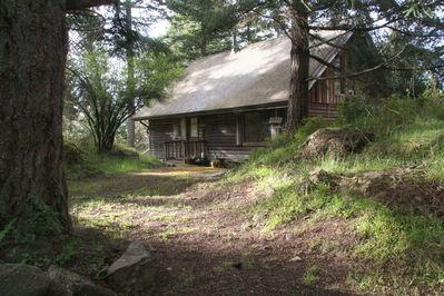 Super Secluded Orcas Island Cabin Orcas Download Free Architecture Designs Scobabritishbridgeorg