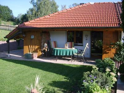 Photo for House Neukirchen for 2 - 4 persons with 2 bedrooms - Holiday house