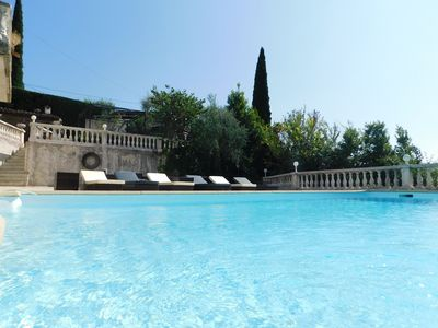 "Photo for Provencal Villa ""Alexia"" with garden and pool"