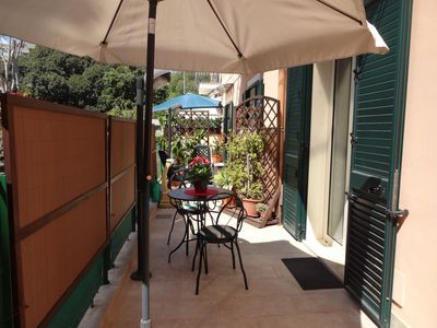 Photo for - The house on Viale 2 - center city - private parking