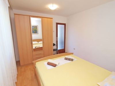 Photo for Apartment for 2 people with 2 extra beds (ID 13209)