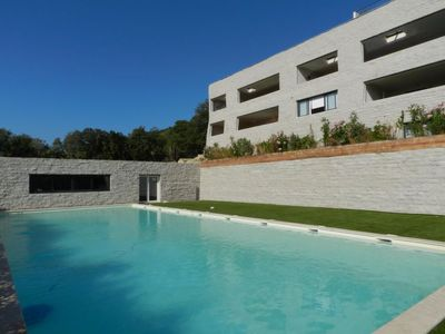 Photo for 2 bedroom Apartment, sleeps 4 in Porto-Vecchio with Pool, Air Con and WiFi