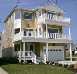 Photo for Gorgeous Brigantine Beachblock W/Views- 4th from beach- 15% off remaining weeks