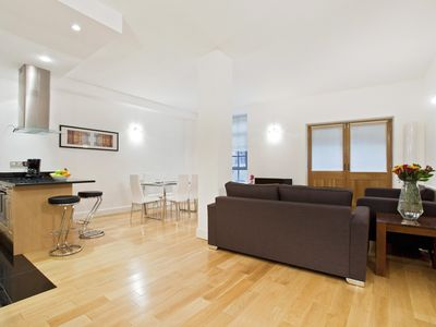 Photo for LOVELY AND SPACIOUS 2BR  2BA FLAT IN  THE HEART OF COVENT GARDEN!