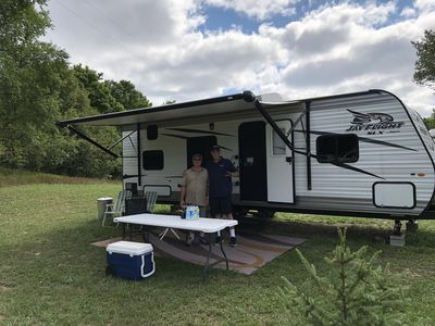 SPECIAL FOR HUNTERS CAMPER  BOOK 2 NIGHTS