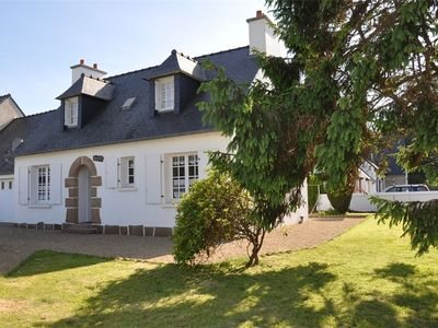 Photo for House 400m from the sea with closed garden in TREGASTEL