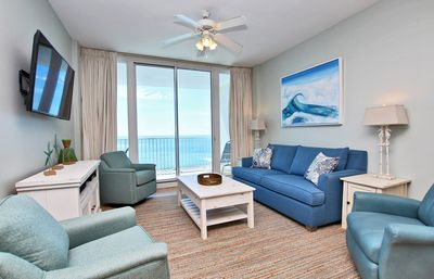 GULF FRONT AND CLOSE TO ALL THE ACTION - Spring Rates Just Reduced