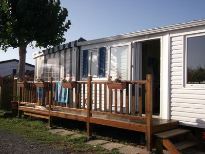 Photo for mobile home on family camp site