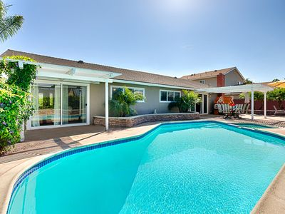 Photo for Perfect Family Home, Pool/Hot Tub + Delightful Accommodations