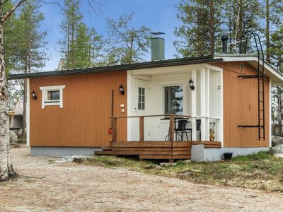 Photo for Vacation home Kärppä in Enontekiö - 4 persons, 1 bedrooms