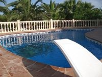 Fabulous apartment and private pool, fabulous location, Highly recommended .