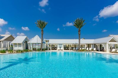 Pool - The luxurious Palmilla Beach pool is just a short walk from your door.