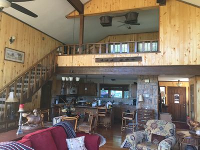Photo for Mika Mountian Home, 80 Spyglass Hill Rd, Angel Fire, New Mexico, 87710