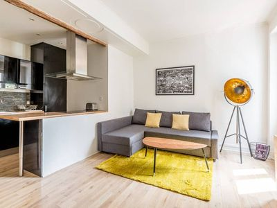 Photo for Beautiful apartment for 4 people in the 15th