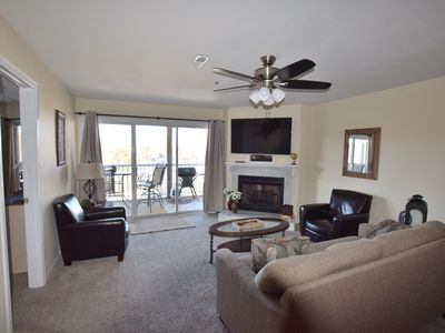 Photo for Free Nite* 2 Bed/2 Bath* New Furnishings! Very Clean!Overlooks pool/ Sandy Beach