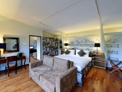 One Bedroom Villa With Private Pool at Oberoi Seminyak