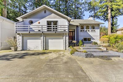 Located on the Smith River in Crescent City, this spacious home is truly 5-star.
