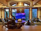 Beautiful Sculptures, Wood Carvings & Artwork Throughout The Chalet!