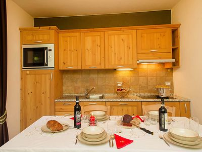 Photo for Apartment Residence Paola in Bormio - 6 persons, 2 bedrooms