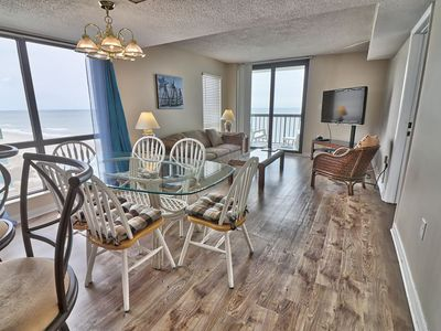 Photo for Waterpointe1 1001 Sleeps 10 - Windy Hill - Ocean Front - Views - Pools