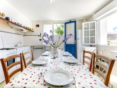 Photo for Vacation home Fauvettes in Vaux Sur Mer - 6 persons, 3 bedrooms