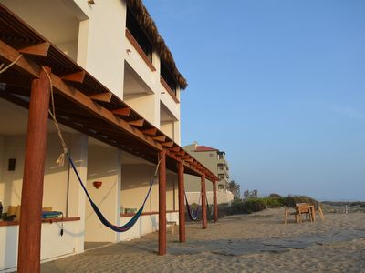 Photo for Condo Paraiso - Stay Beachfront with Pool&Jacuzzi