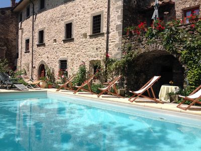 Photo for A perfect get away in Tuscany close to Cinque Terre
