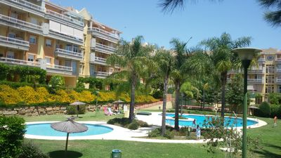 Photo for Great Apartment In Mijas Costa
