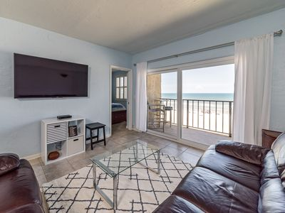 Photo for Charming Beach - Breathtaking Views, Luxurious Relaxing, Beach Front Condo