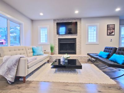 Photo for 4BR/3BA Cozy Home minutes to downtown!