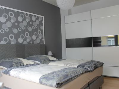 Photo for Top holiday flat in the heart of the city!