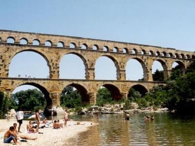 Photo for Mobile home - Remoulins Pont du Gard