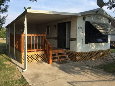 Photo for 1BR Recreational Vehicle Vacation Rental in Harlingen, Texas