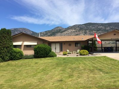 Photo for Osoyoos Lakeside Guest House near beaches and town