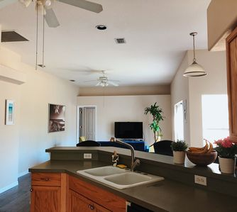Photo for Bright and Spacious 4 bedroom 3 bathroom house near Siesta key and golf courses