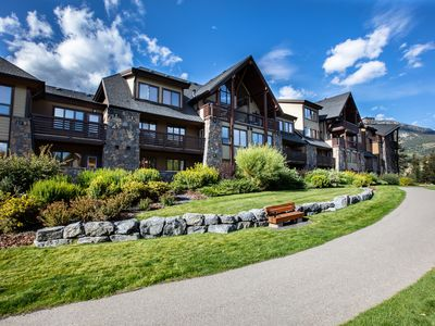 Photo for One Bedroom Luxury Canmore Condo #1