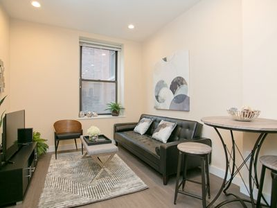 Photo for Sonder | Winthrop Square | Warm 1BR