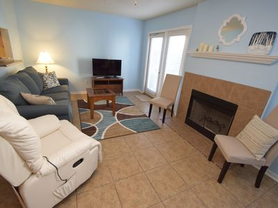 Photo for Regency Club 143 - Great Location with a Garage! Monthly Rentals Year Round Welcome