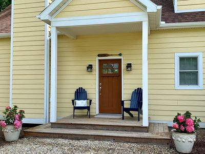 Photo for Dunegrass Retreat- Ideal getaway steps from the beach and private vacation home